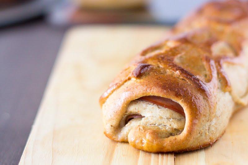 pan de jamón venezolano saludable