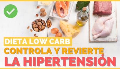 dieta low carb hipertension